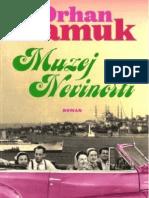 Orhan Pamuk Muzej Nevinosti