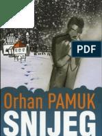Orhan Pamuk Snijeg