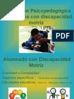 Evaluación P. Disc Motriz