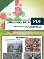 Urbanismo de Posguerra