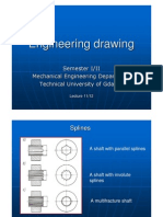 Engineering Drawing - University of Gdansk