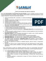 Prouni Documentacao Exigida Grupo Familiar Declaracoes