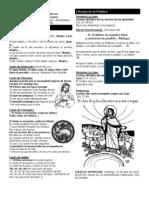 Boletín Parroquia IV Domingo de Pascua - 21 de abril de 2013