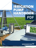 IRRIGATION pump handbook