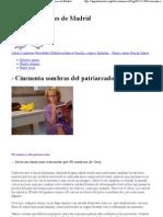 - Cincuenta sombras del patriarcado _ Librería Mujeres de Madrid
