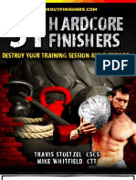 31 Hardcore Work Out Finishers Final