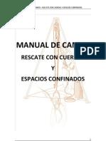 Manual de Campo - Cuerdas y Espacio Confinado