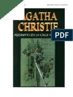 Agatha Christie - Asesinato en La Calle Hickory