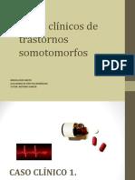 Casos Clinicos de Trastornos Somatomorfos