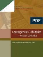 Contingencias Tributaria(Analisis Contable)