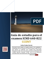 Guía de estudio para el examen ICND1 640-822