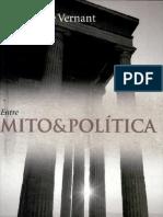 2002 - Entre Mito e Politica - Jean Pierre Vernant