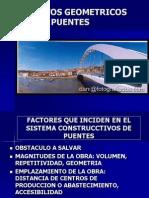 Aspectos Geometricos de Los Puentes
