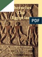 Rhetorius the Egiptian