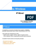 07 - Redes Wireless - IP Movel