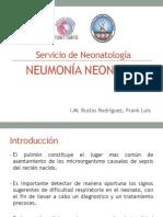 Neumonía Neonatal