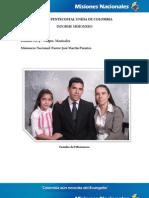 Informe Misionero - Manizales, Distrito 4