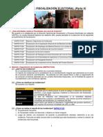 Modulo 4 Fiscalizacion Electoral Parte II Final