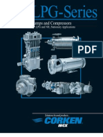 LPG Vertical Compressor Sales Brochure