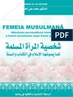Femeia musulmana Adevărata personalitate islamică a femeii musulmane după Coran şi