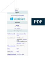Introduccion a Windows 8