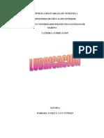 LUBRICACION VISCOSIDAD