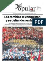 El Popular N° 220 - 19/4/2013