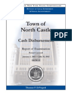 North Castle Audit