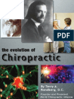 The Evolution of Chiropractic