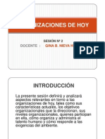 DIAPOSITIVAS 2 - COMPORTAMIENTO ORGANIZACIONAL