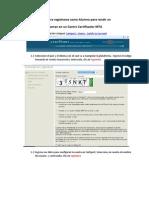 2012.3 Pasos Para Registrarse Como Alumno - BoliviaA