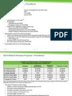 Providence Rates Presentation