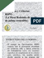 Las Normas Rspo2 - Mayacert