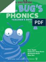 97138348 Mr Bug Phonics 1 Teacher Book JPR504