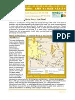 Uranium Fact Sheet DOH ED 03.22 2