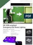 Appnote En1838 Emergency Exit Route Lighting