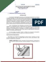 Aplicacion de La Red Estereografica
