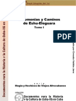 Ceremonias y Caminos de Eshu Eleguara Tomo I