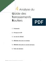 4.1. Analyse GTR