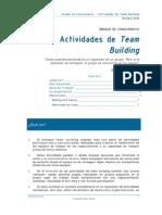 Activitats Team Building Cast