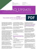 ATSAQ Newsletter Issue 127 APRIL 2013