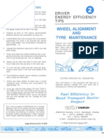Wheel Alignment & Tyre Maintenance