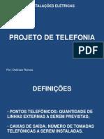 Projeto de Telefonia