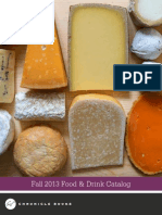 Chronicle Books Food & Drink Fall 2013 Catalog
