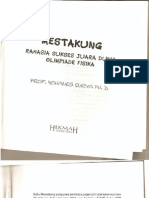 Mestakung by Prof. Yohanes Surya (Full Scanned Book)