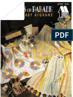 CROCHET - Annie's Attic - Pastels on Parade - Crochet Baby Afghans