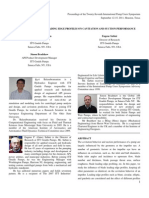 Influence of Impeller Leading Edge Profiles on Cavitation and Suction Performance
