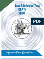 CLAT Brochure
