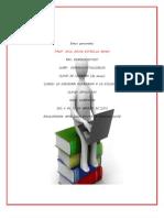 Productos Asesoria Academica II