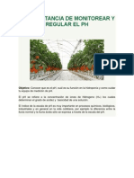 7-La Importancia de Monitorear y Regular El pH